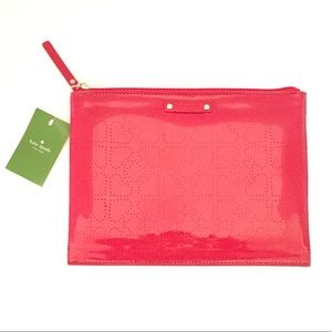 KATE SPADE Large Metro Spade Pouch - Clutch